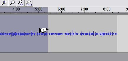 Audacity tutorial:making the sound track louder, increasing