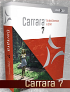 Carrara 7 Express, Pro and Standard download