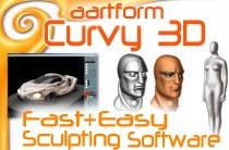 Sculpting Software For Artists Aartform Curvy 3d