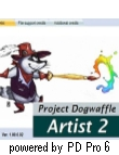 PD Pro 6 -                                         PD Artist 2 and PD Howler 1