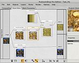 the nodes based styles editor